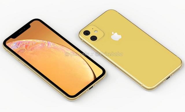 Video bản dựng hoàn chỉnh iPhone XR 2019 với thiết kế camera lạ mắt - 2