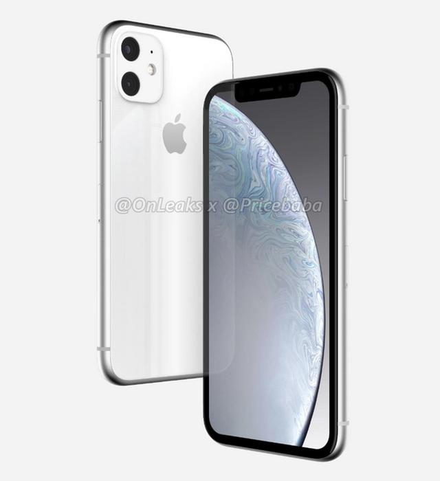 Video bản dựng hoàn chỉnh iPhone XR 2019 với thiết kế camera lạ mắt - 4