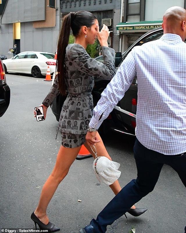 Kendall Jenner tái ngộ tình cũ - 4