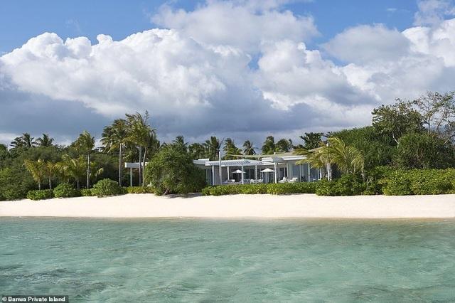 Khu nghỉ dưỡng dành cho giới siêu giàu đẹp cỡ nào? - 1