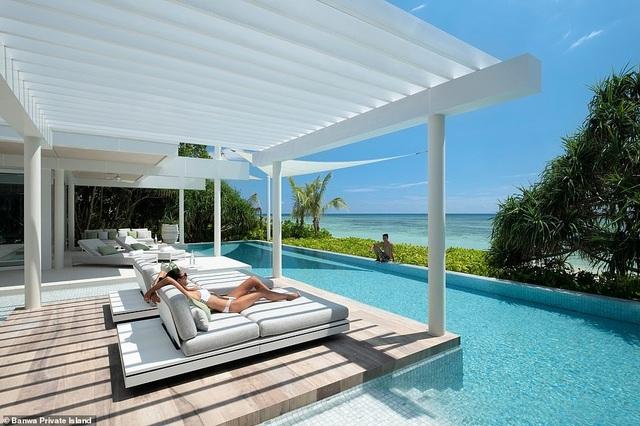 Khu nghỉ dưỡng dành cho giới siêu giàu đẹp cỡ nào? - 7