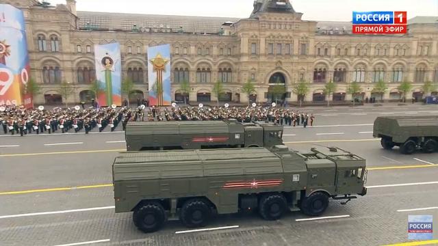 13.000 binh sĩ Nga duyệt binh trên Quảng trường Đỏ kỷ niệm chiến thắng phát xít - 20