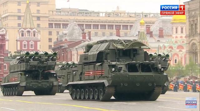 13.000 binh sĩ Nga duyệt binh trên Quảng trường Đỏ kỷ niệm chiến thắng phát xít - 21