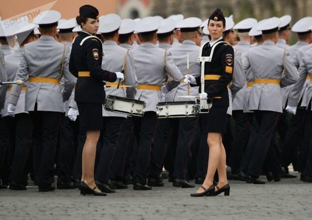 13.000 binh sĩ Nga duyệt binh trên Quảng trường Đỏ kỷ niệm chiến thắng phát xít - 48