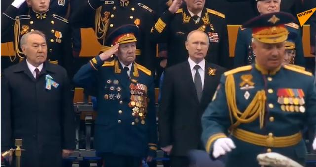 13.000 binh sĩ Nga duyệt binh trên Quảng trường Đỏ kỷ niệm chiến thắng phát xít - 22