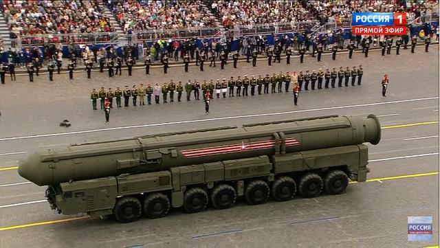 13.000 binh sĩ Nga duyệt binh trên Quảng trường Đỏ kỷ niệm chiến thắng phát xít - 18