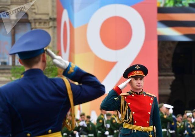 13.000 binh sĩ Nga duyệt binh trên Quảng trường Đỏ kỷ niệm chiến thắng phát xít - 47