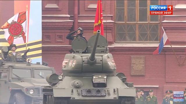 13.000 binh sĩ Nga duyệt binh trên Quảng trường Đỏ kỷ niệm chiến thắng phát xít - 16