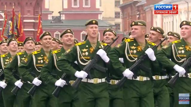 13.000 binh sĩ Nga duyệt binh trên Quảng trường Đỏ kỷ niệm chiến thắng phát xít - 31