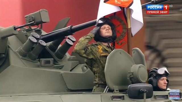 13.000 binh sĩ Nga duyệt binh trên Quảng trường Đỏ kỷ niệm chiến thắng phát xít - 14