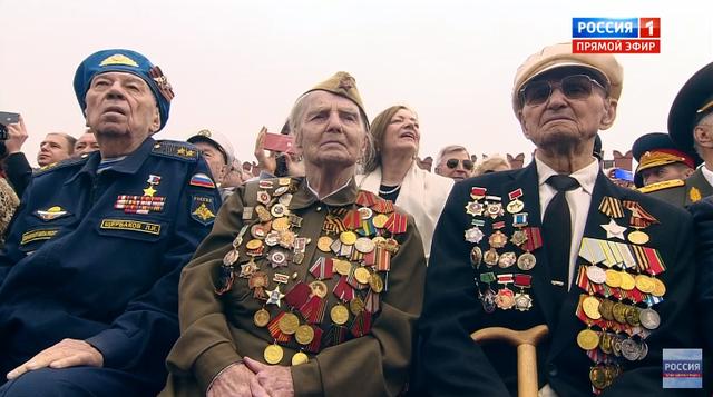 13.000 binh sĩ Nga duyệt binh trên Quảng trường Đỏ kỷ niệm chiến thắng phát xít - 24