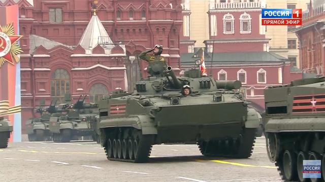 13.000 binh sĩ Nga duyệt binh trên Quảng trường Đỏ kỷ niệm chiến thắng phát xít - 15