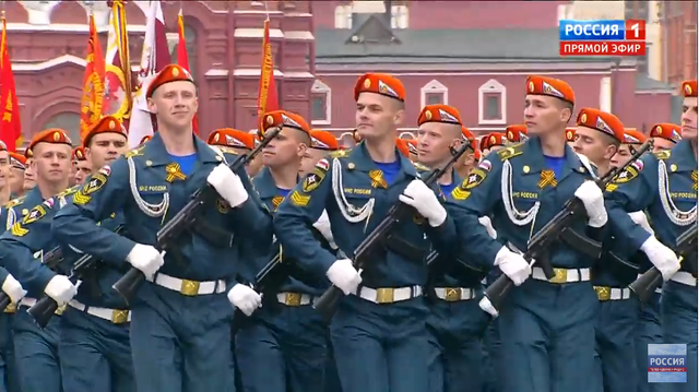 13.000 binh sĩ Nga duyệt binh trên Quảng trường Đỏ kỷ niệm chiến thắng phát xít - 29