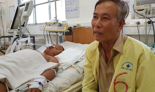 Xót xa bé gái 13 tuổi bị bệnh hiểm nghèo trở về từ Campuchia đang chới với giữa lằn ranh sự sống - 4