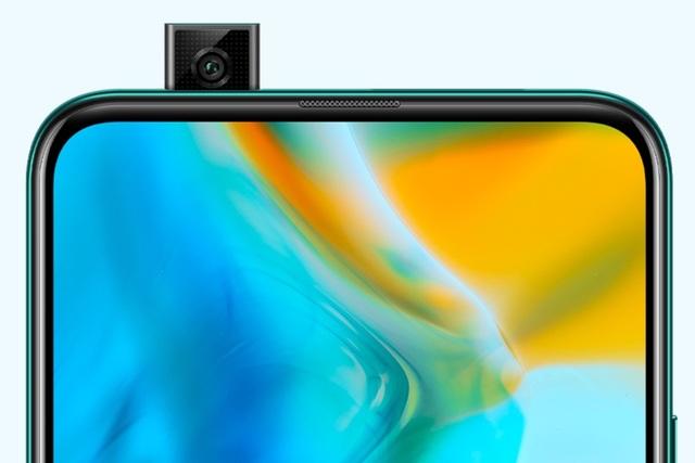 """Smartphone đầu tiên với camera """"thò thụt"""" của Huawei chính thức trình làng - 2"""
