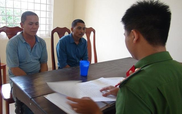 Khen thưởng chuyên án phá rừng gỗ lim tại lâm phận Trường Sơn - 2