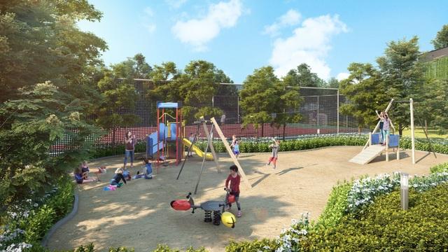 3 khu vực tiện ích đỉnh tại dự án Palm Garden (Quận 2) - 3