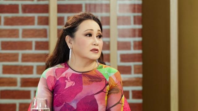Nghệ sĩ Thanh Hằng bật khóc kể quá khứ lấy chồng vũ phu, phải dọn vệ sinh kiếm sống - 2