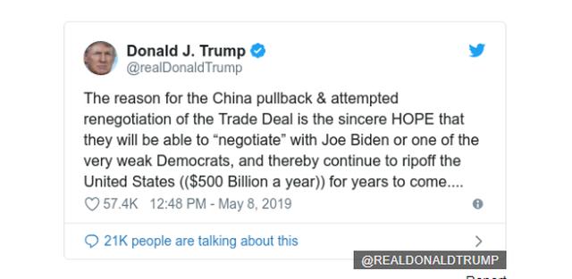 Trung Quốc cảnh báo đáp trả việc Mỹ tăng gấp đôi thuế với 200 tỷ USD hàng hóa - 2