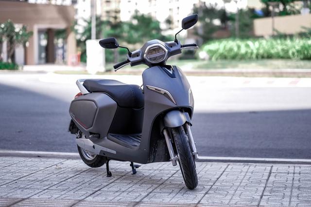 Những lợi ích khi chuyển từ xe máy xăng sang xe máy điện - 4