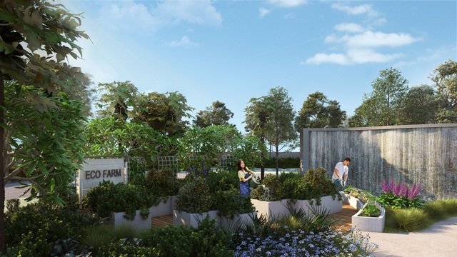 3 khu vực tiện ích đỉnh tại dự án Palm Garden (Quận 2) - 1