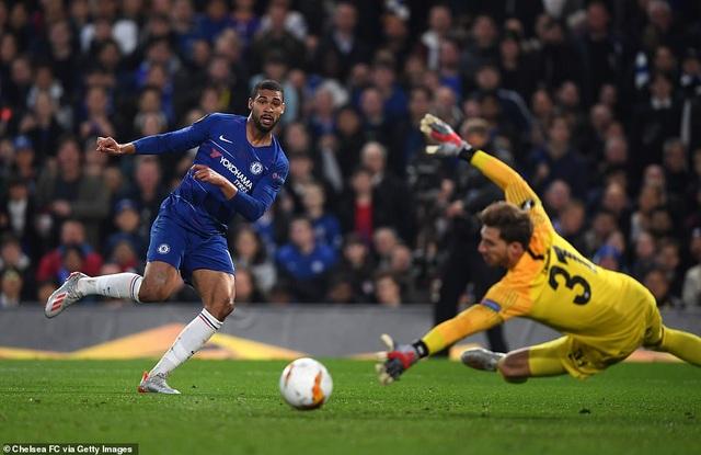 """""""Đấu súng"""" nghẹt thở, Chelsea vào chung kết Europa League - 3"""