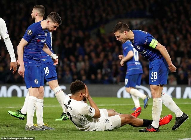 """""""Đấu súng"""" nghẹt thở, Chelsea vào chung kết Europa League - 5"""
