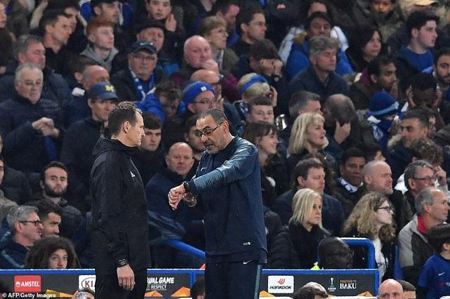 """""""Đấu súng"""" nghẹt thở, Chelsea vào chung kết Europa League - 8"""