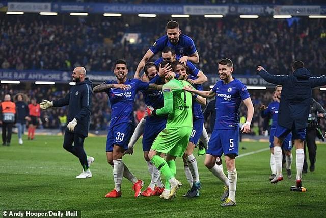 Bóng đá Anh lập kỷ lục vào chung kết ở cúp châu Âu - 4