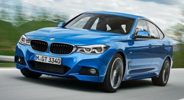 BMW sẽ khai tử mẫu 3 Series GT - 1