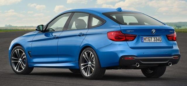 BMW sẽ khai tử mẫu 3 Series GT - 2