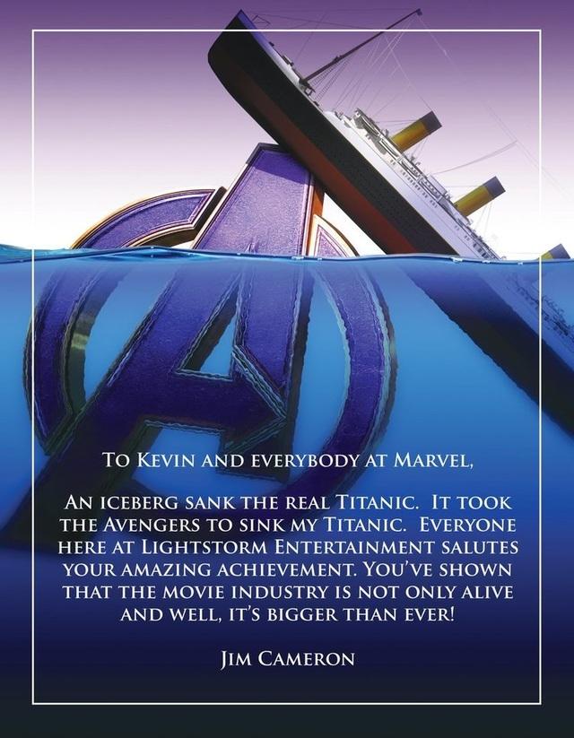 """Cần một """"biệt đội siêu anh hùng"""" mới đánh chìm được """"Titanic"""" - 2"""