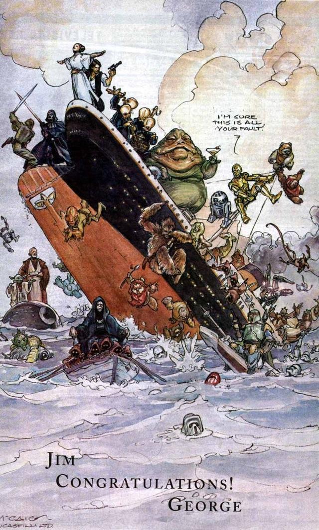 """Cần một """"biệt đội siêu anh hùng"""" mới đánh chìm được """"Titanic"""" - 6"""