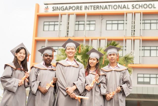Trường Quốc tế Singapore - Hệ thống trường quốc tế hàng đầu Việt Nam - 1
