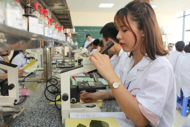 Trường Cao đẳng Y Dược Hà Nội đào tạo 3 mã ngành Cao đẳng là nghề trọng điểm quốc gia - 2