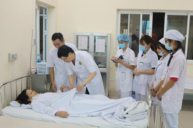 Trường Cao đẳng Y Dược Hà Nội đào tạo 3 mã ngành Cao đẳng là nghề trọng điểm quốc gia - 3