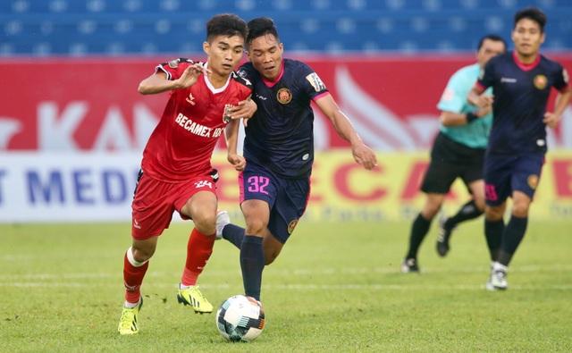 B.Bình Dương nhọc nhằn vượt qua Sài Gòn FC trên sân nhà - 4