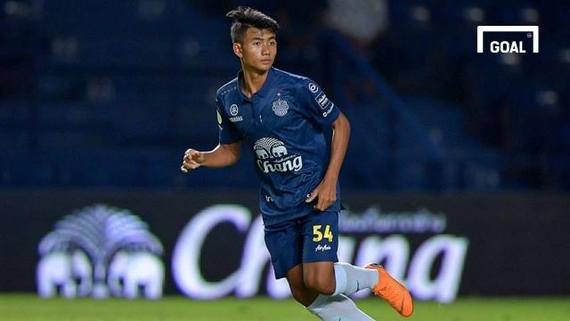 Thái Lan triệu tập cầu thủ 16 tuổi trước ngày quyết đấu tuyển Việt Nam - 1