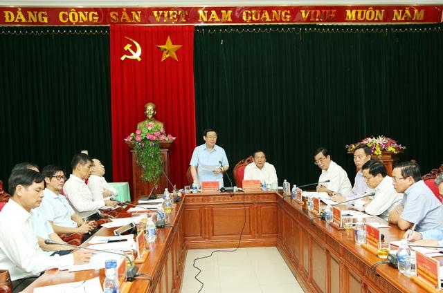 Phó Thủ tướng: Siết các quy định về chống chạy chức, chạy quyền - 1
