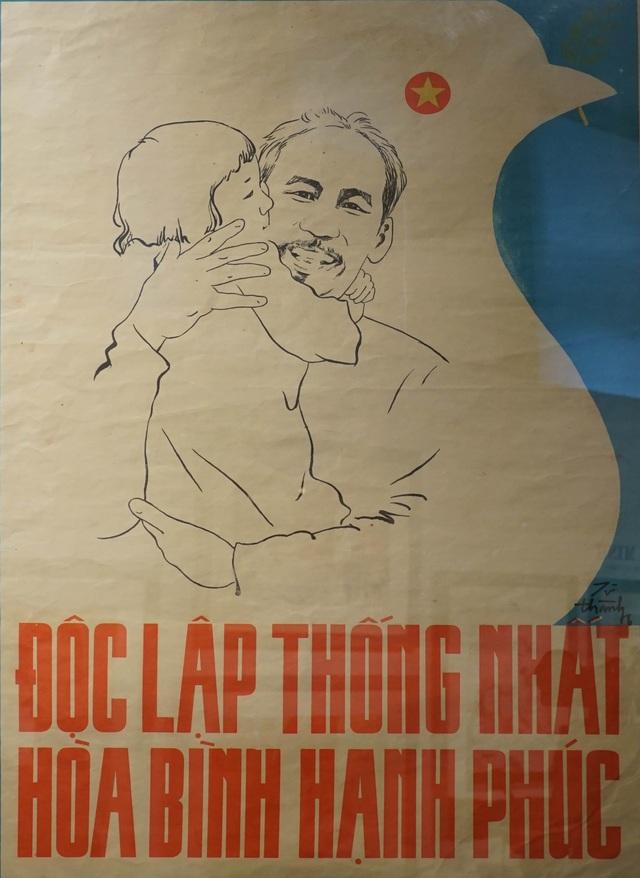 Chân dung Hồ Chí Minh: Góc nhìn từ tranh cổ động - 4