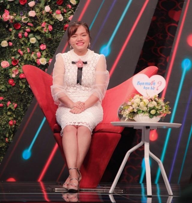 """Cô gái Đồng Nai mang theo tiêu chí """"3G"""" đến tìm bạn trai tại show hẹn hò - 2"""