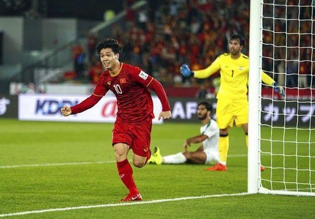 Đội tuyển Việt Nam đấu Thái Lan ở Kings Cup: Thầy Park ưu ái Công Phượng - 1