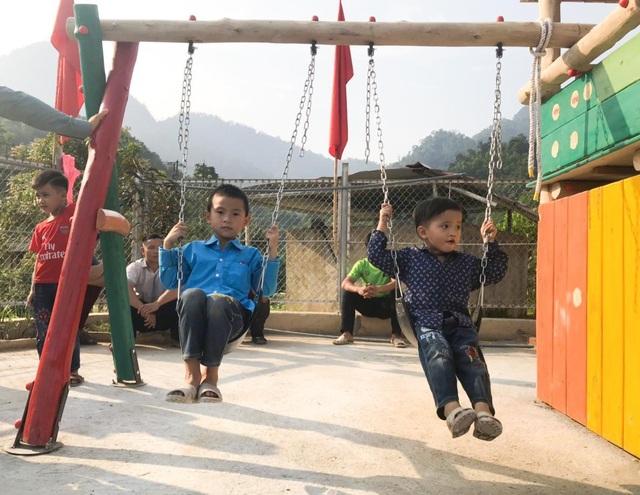 CUBIC Architects mang sân chơi về cho trẻ em nghèo vùng sâu - 2