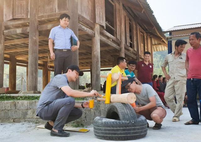 CUBIC Architects mang sân chơi về cho trẻ em nghèo vùng sâu - 4