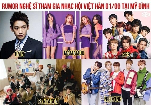 Bi Rain, SF9 biểu diễn trong Đại nhạc hội hữu nghị Việt Hàn - 3