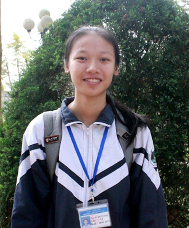 Hà Tĩnh: 10 học sinh được xét tuyển thẳng Đại học, Cao đẳng năm 2019 - 1