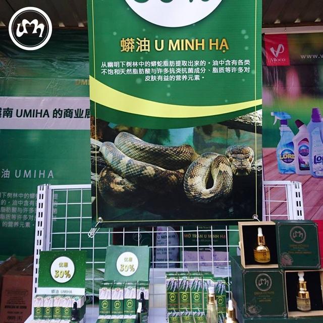 Mỡ trăn U Minh Hạ sản phẩm làm đẹp đại diện cho sự kỳ diệu của thiên nhiên Việt Nam - 4