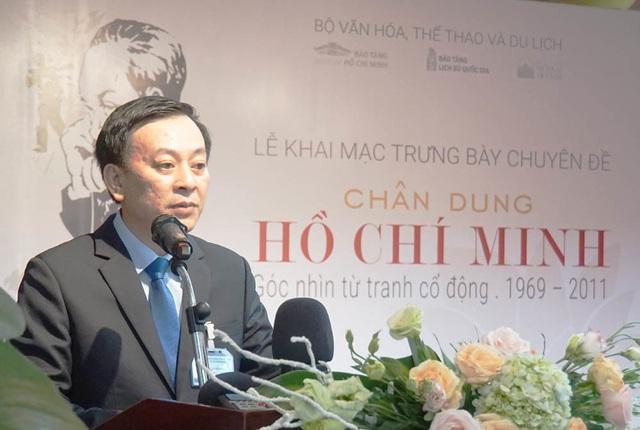 Chân dung Hồ Chí Minh: Góc nhìn từ tranh cổ động - 2