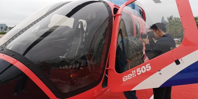 Ra mắt dịch vụ đặt chuyến bay ngắm cảnh bằng trực thăng tại vịnh Hạ Long - 2