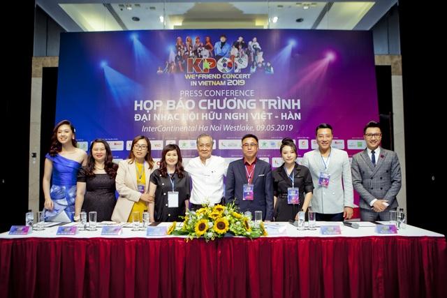 Bi Rain, SF9 biểu diễn trong Đại nhạc hội hữu nghị Việt Hàn - 1